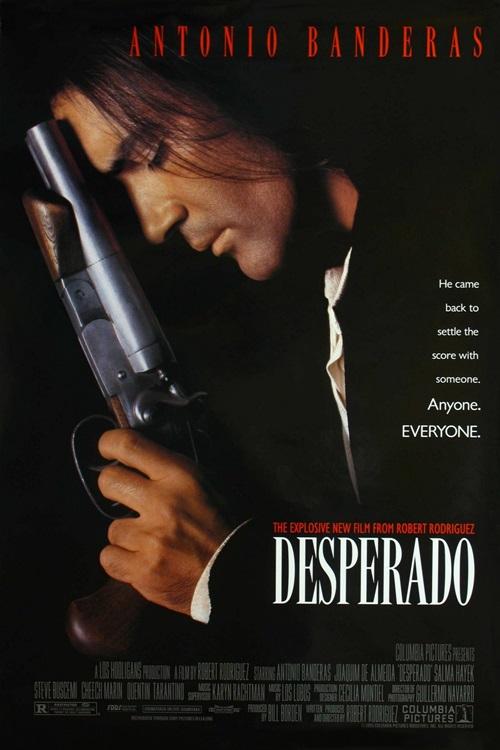 Desperado (1995) 720p Film indir