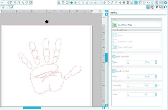 how to trace in silhouette, silhouette trace image, how to trace on silhouette cameo, how to trace in silhouette studio, silhouette studio trace
