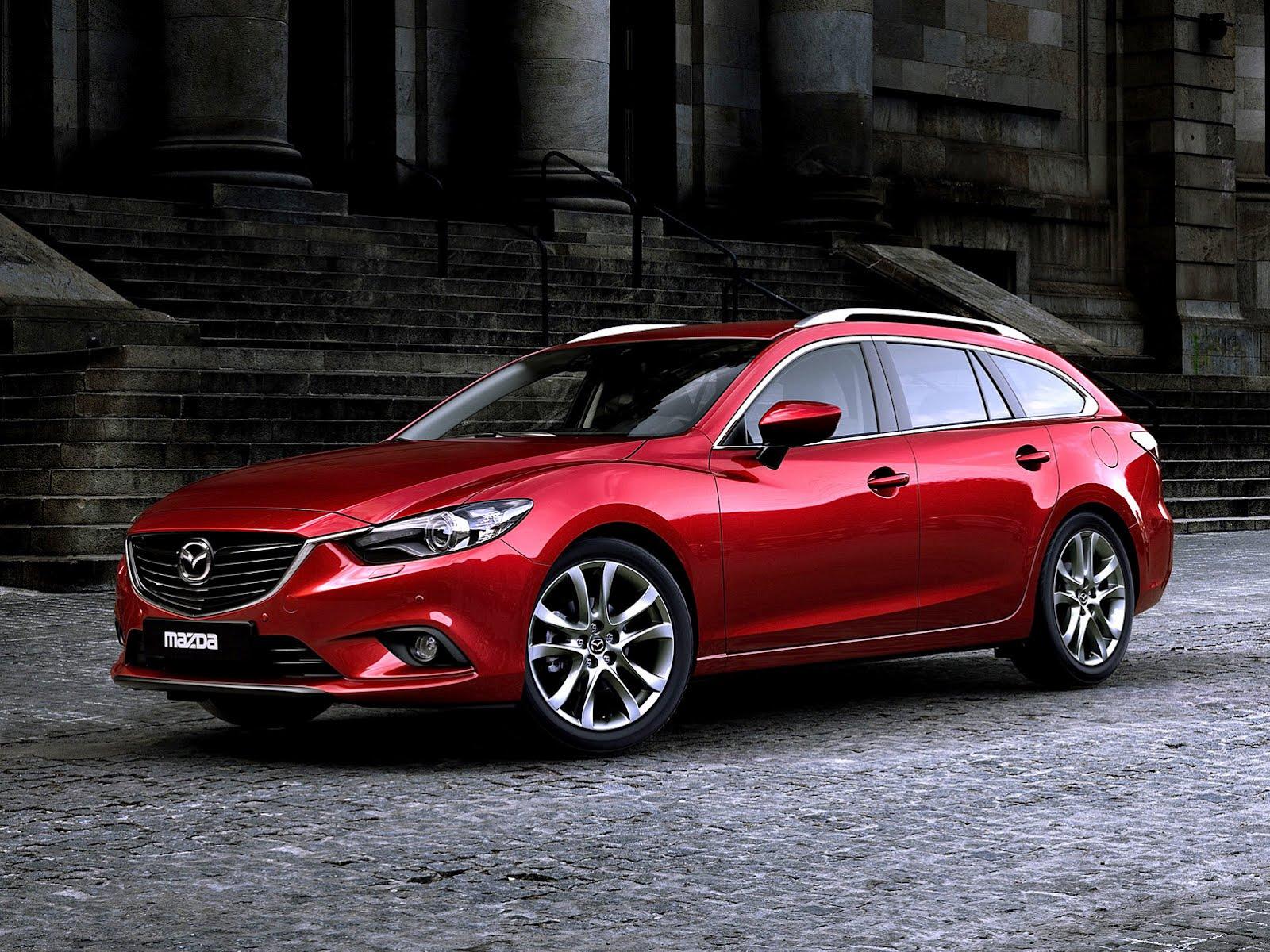Mazda 6 Wagon (2013) - Car Barn Sport