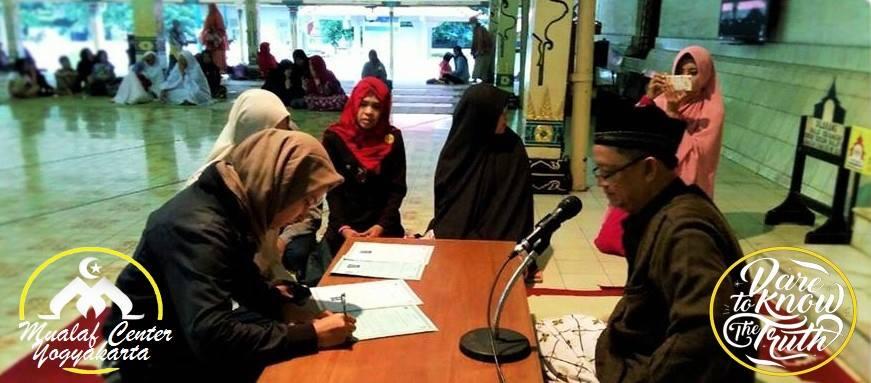 Bersahabat Hingga ke Syurga (Insya Allah), Perjalanan Dua Gadis Mualaf Katolik dan Nasrani yang bersahabat ini Temukan Kebenaran Islam