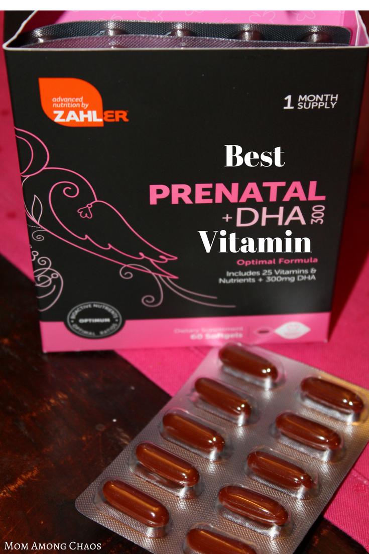 Mom Among Chaos Best Prenatal Dha Vitamin