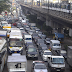 Will a government official commute during a weekday rush hour?