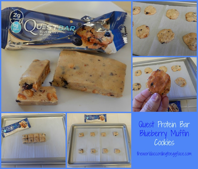 Quest%2BProtein%2BBar%2BBlueberry%2BMuffin%2BCookies%2BImage Weight Loss Recipes Cool Product Alert: New Blueberry Muffin Quest Bar Cookies
