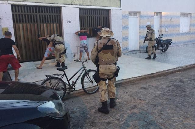 Polícia Militar finaliza Operação Tiradentes em Sergipe