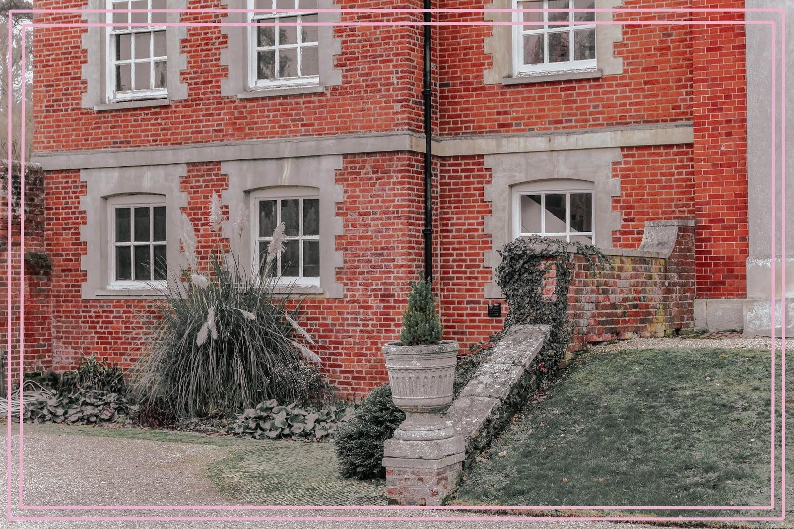 Warbrook House Venue Garden