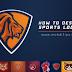 كيف تصمم الشعارات الرياضية | How To Design Sports Logos