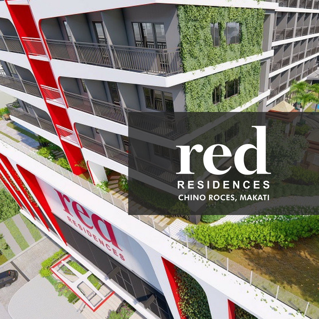SMDC Red Residences - 2 Bedroom With Balcony | Condominium for Sale Chino Roces Makati City