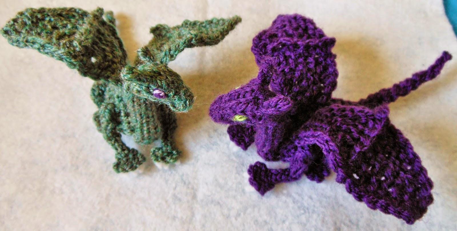 Ravelry: Small But Mighty Dragon pattern by Sharon Ojala | 809x1600
