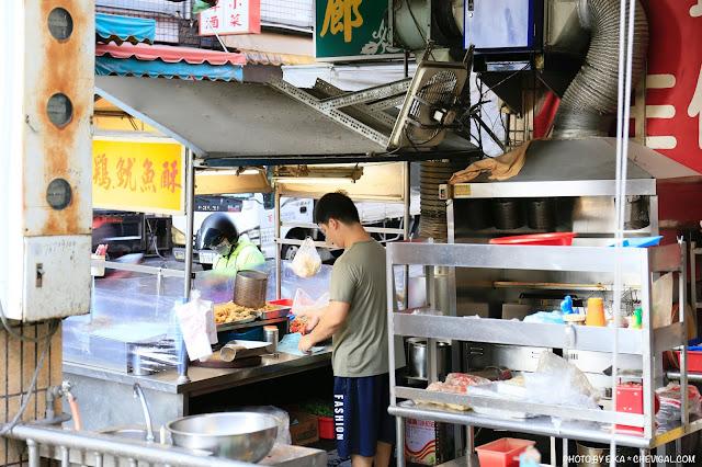 MG 9899 - 水湳鹹酥雞最好吃的竟然不是鹹酥雞?水湳市場人氣炸物好涮嘴,還有超特別的炸蚵捲!
