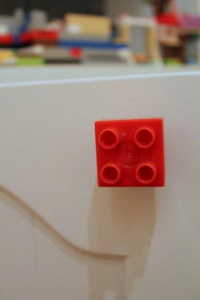 Lego Cabinet Door Pull