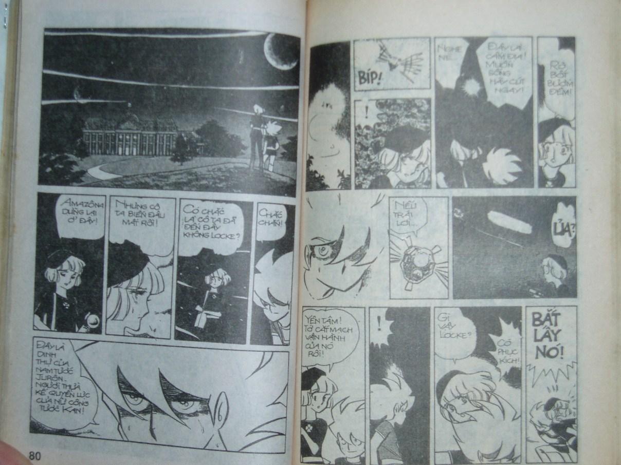 Siêu nhân Locke vol 04 trang 40