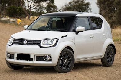 Suzuki Ignis Indonesia