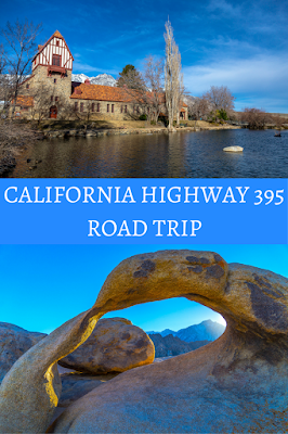 Travel the World: Must see attractions and points of interest for a California Highway 395 road trip.