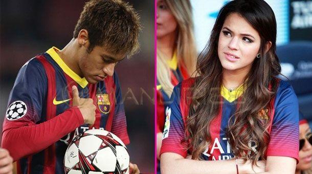 Neymar Memutuskan Hubungannya dengan Bruna Marquezine