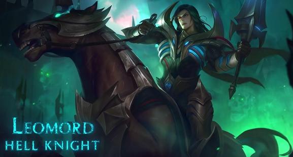 Leomord - Hell knight