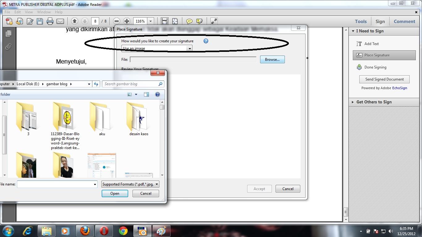 Cara Mengedit text & Menambahkan Tandatangan pada File PDf ...