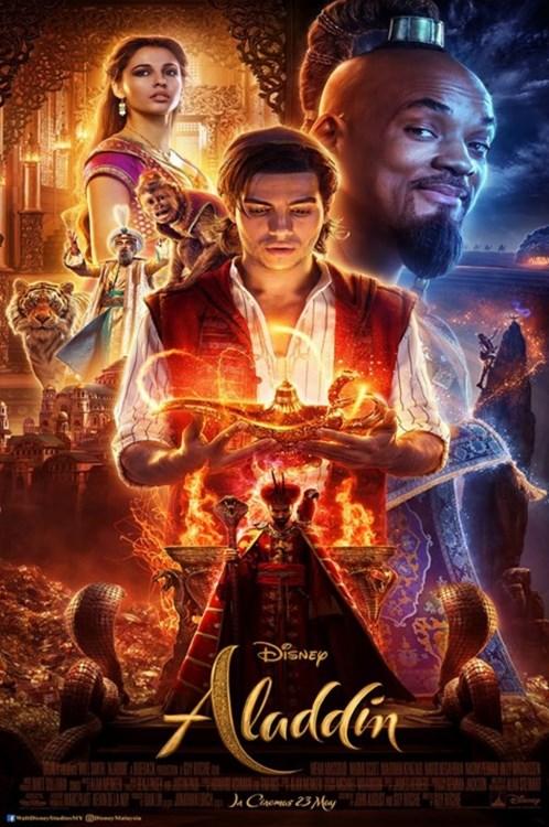 Review Filem Aladdin