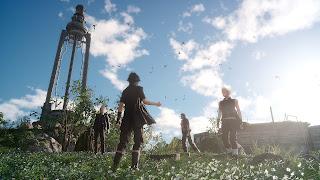 Final Fantasy XV, videojuegos en navidad