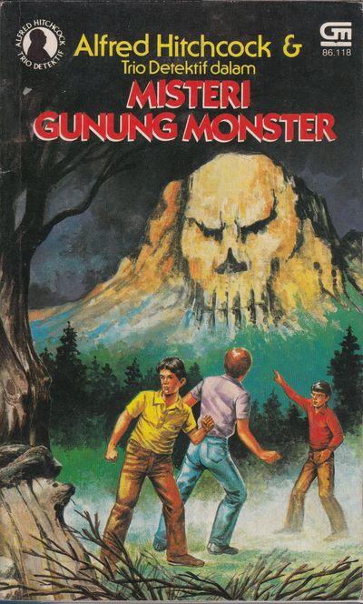 Trio Detektif 20- Misteri Gunung Monster