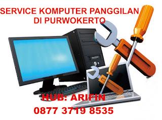 Service Komputer Panggilan di Purwokerto