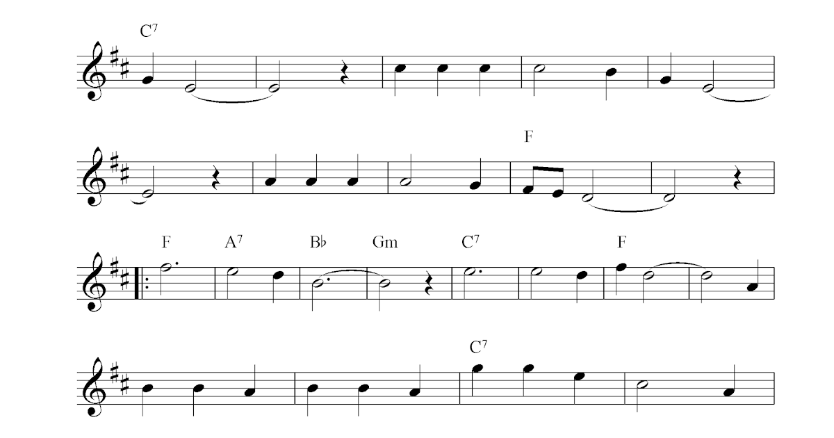 Cielito Lindo, free alto saxophone sheet music notes