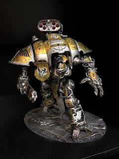 Imperial Knights Gallant Warhammer 40k Yellow