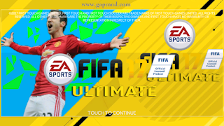 FTS Mod FIFA17 Ultimate v5 Final by Zulfie Apk + Data
