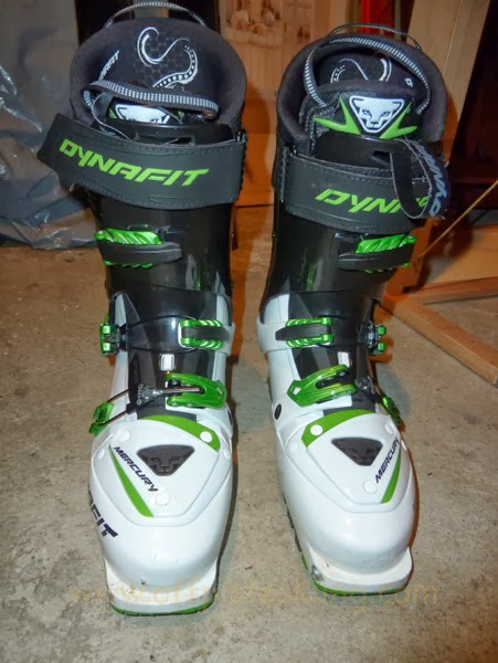 Off Piste Skiing Review Dynafit Mercury Boots