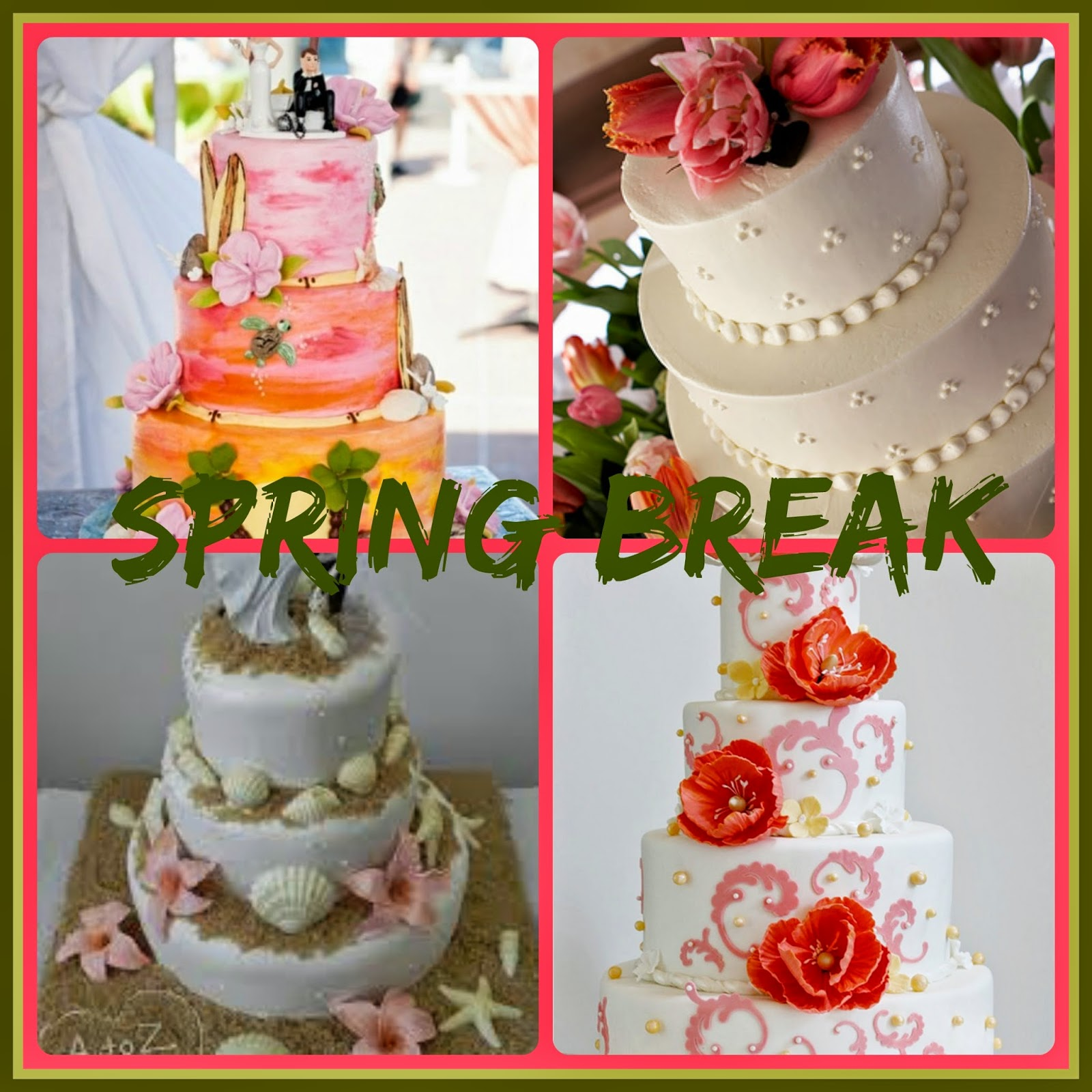 4 Wedding Cakes That Broke The Bank: Elect Training Academy: 2015 Wedding Trends