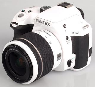 Pentax K-50 Software Downloads