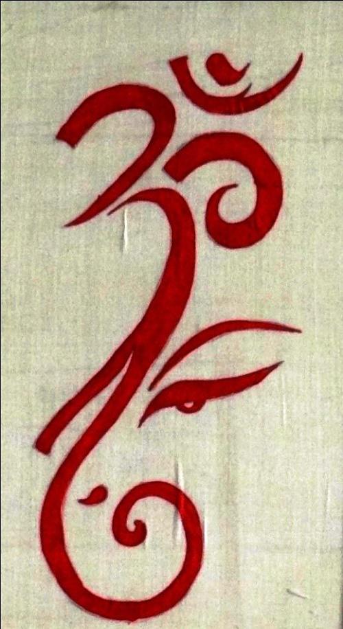 35 Plantillas Simbolo Om Para Tatuajes Adn Tatuajes Y Estetica - Simbolos-para-tatuaje