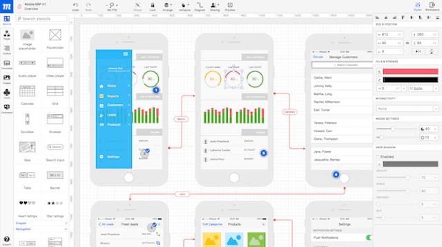 5 أدوات لتصميم النماذج الأولية بشكل سريع