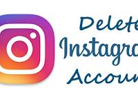 Cara Paling Gampang Hapus Akun IG (Instagram) Hp / Android / Komtuter Permanen