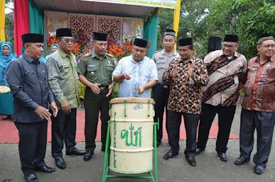 Ketua DPRD Langkat Buka MTQ ke-51 Tingkat Kecamatan Stabat