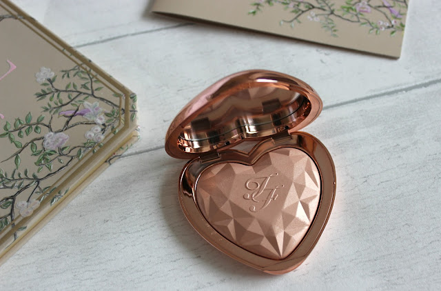 Too Faced Love Light Ray of Light Highlighter Review