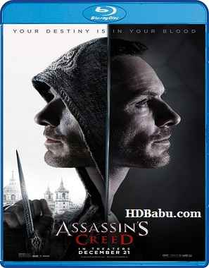 Assassins Creed Full Movie Download, Assassins Creed (2016) English 720p & 1080p Blu-Ray Download