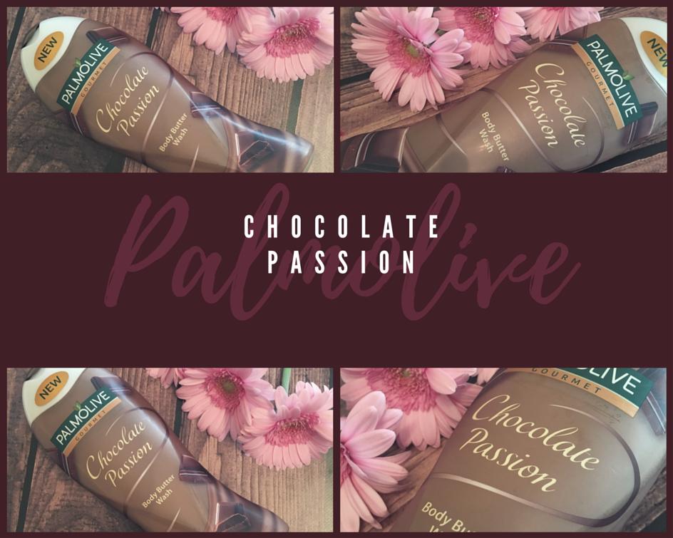 Palmolive, Gourmet - Źel pod prysznic Chocolate Passion
