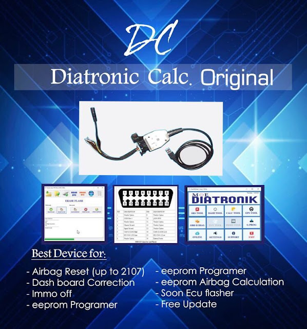Diatronik-software