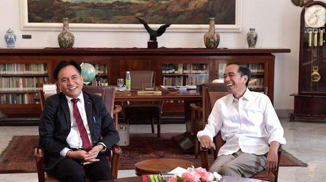 Politisi PBB Sebut Gerindra Kebakaran Jenggot dan Panik Lihat Manuver Yusril Dukung Jokowi