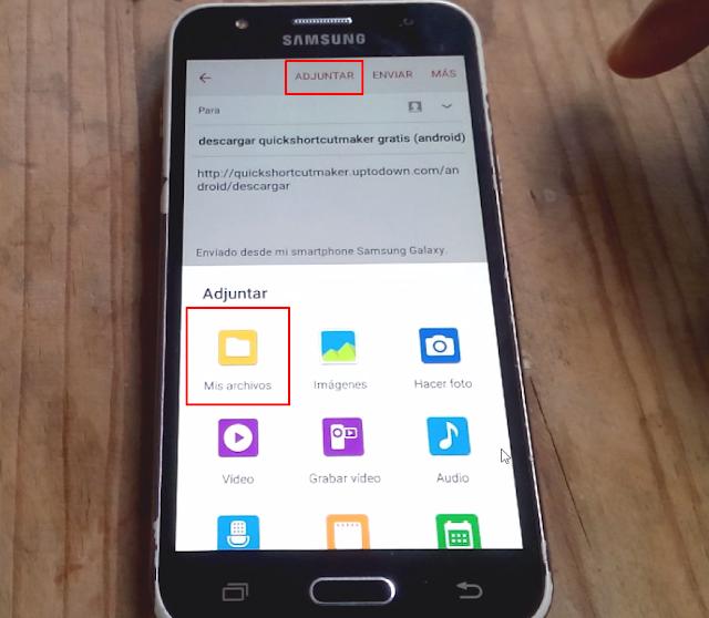 desbloquear cuenta Google en Samsung J7