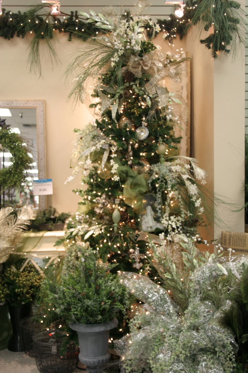 vintage christmas tree designed by ben franklin - Vintage Christmas Trees