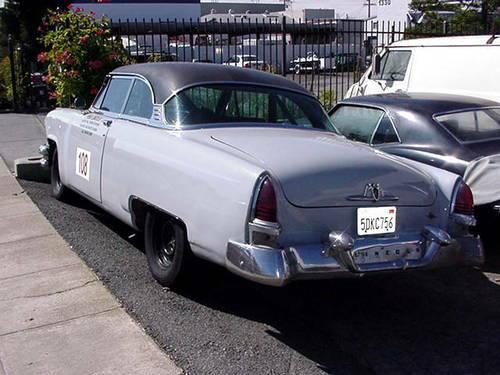 Daily Turismo: 10k: Hot Rod Lincoln: 1954 Lincoln Capri