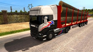 Wood and Tubes standalone trailers