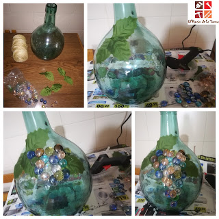 reciclar botellas