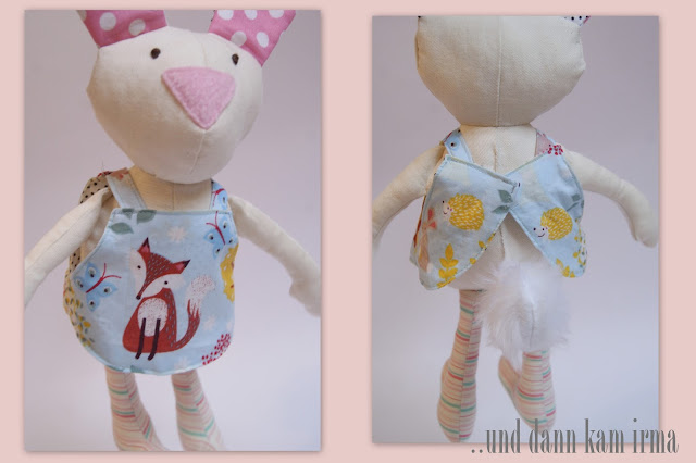 free tutorial and pattern easter bunny