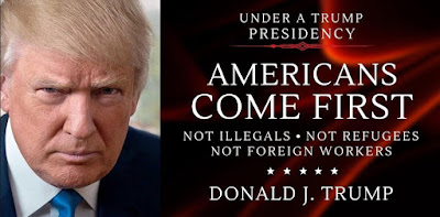 Americans Come First - Donald J. Trump