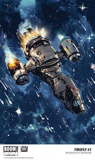 """Firefly""  núm.1, de Greg Pak y Dan McDai - Boom! Studios"