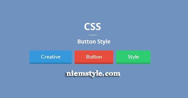 Button CSS xu hướng thiết kế web đơn giản trong năm 2019