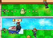 Zombies Vs Plants 4 juego