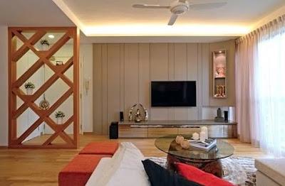 Indian interior design ideas living room